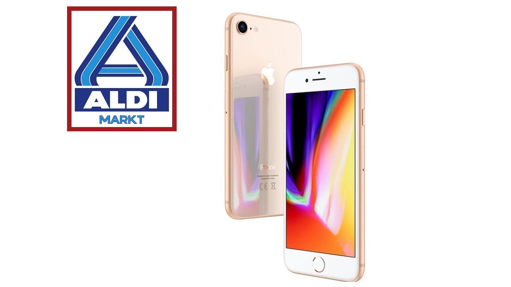 Ab dem 2. Juli bietet Aldi das iPhone 8 für unter 400 Euro an. Ist das ein gutes Angebot?