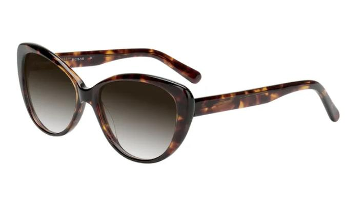 Oversized-Brille von Brille24.