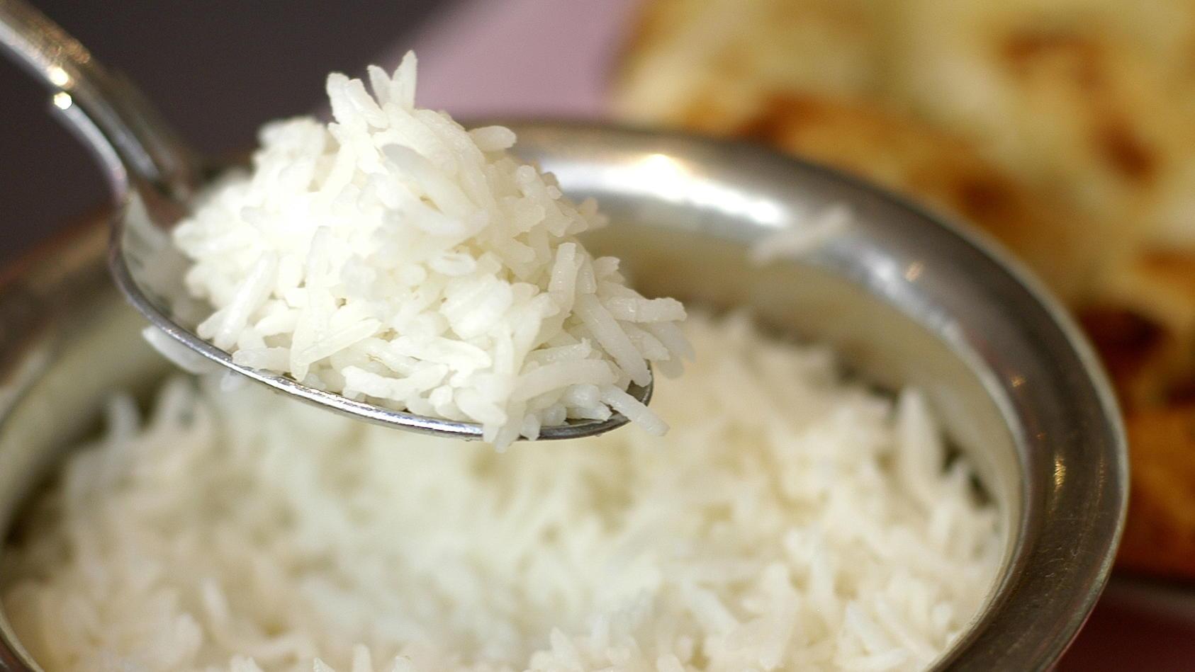 Die Testergebnisse bei den weißen Reissorten waren deutlich besser als bei Vollkornreis.