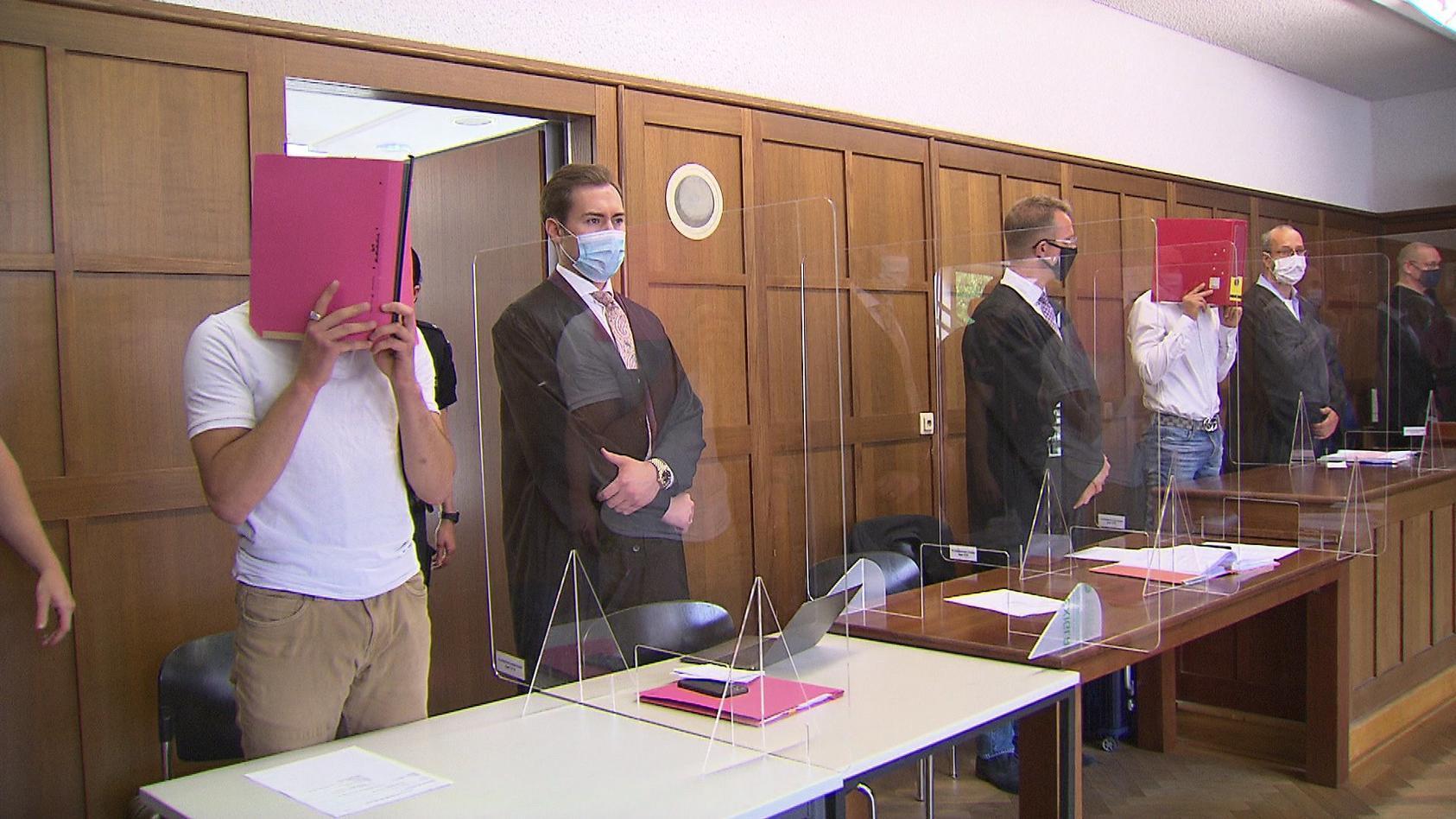 Amtgericht Hannover, Prozess Gruppenvergewaltigung