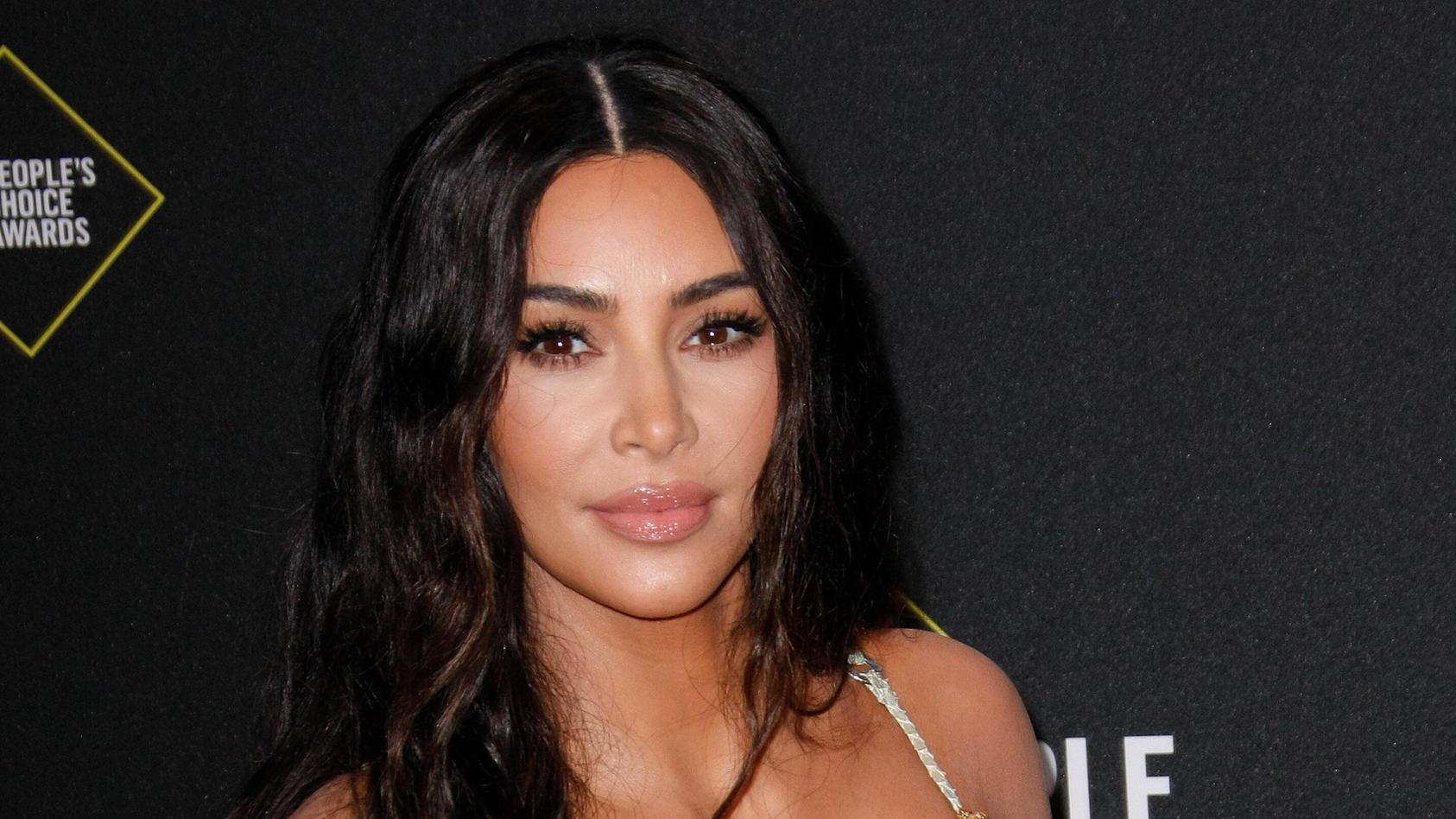 Kim Kardashian will um ihre Ehe kämpfen.
