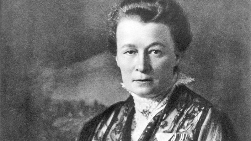 Das historische Foto zeigt Ellen Ammann. Foto: -/Katholischer Deutscher Frauenbund Landesverband Bayern e.V./dpa/Archivbild