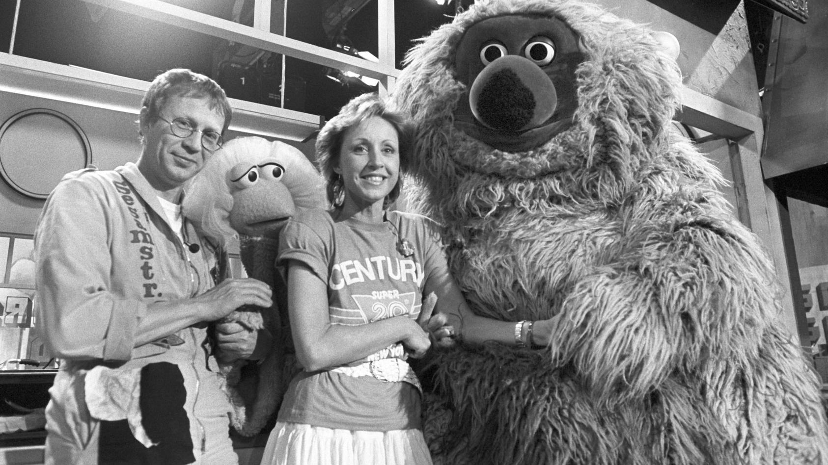 """Gernot Endemann (ganz links) war in den 70ern und Ende der 80er in der """"Sesamstraße"""" zu sehen."""