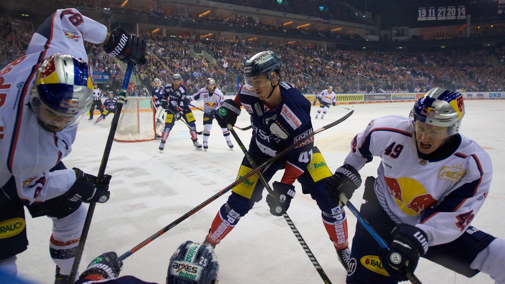 Eishockey DEL 1 Bundesliga Berlin 29 03 2019 Mercedes Benz Areans Saison 2018 2019 Playoffs 6 Spie