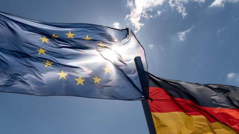 Bis Ende des Jahres übernimmt Deutschland die EU-Ratspräsidentschaft. Foto: Robert Michael/dpa-Zentralbild/dpa