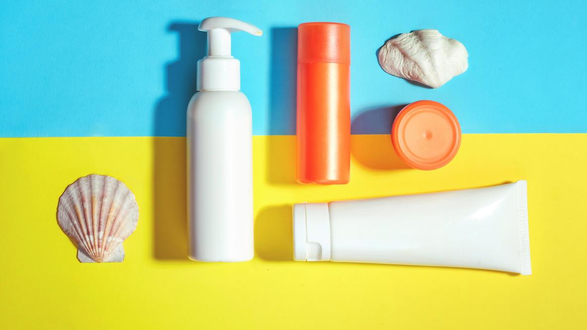 Im Sommer müssen Beauty-Produkte anderen Anforderungen entsprechen