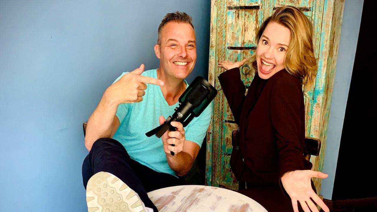"""Thorsten Sleegers und Karolina Kaminska begrüßen im """"RTL Reporter Podcast"""" interessante Gäste"""