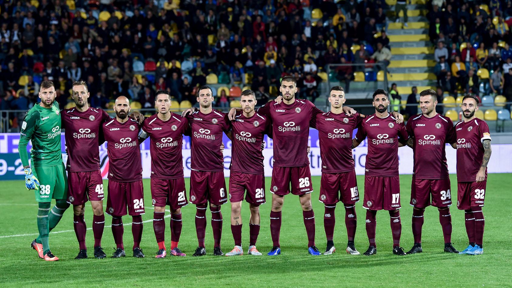 Italienischer Zweitligist AS Livorno