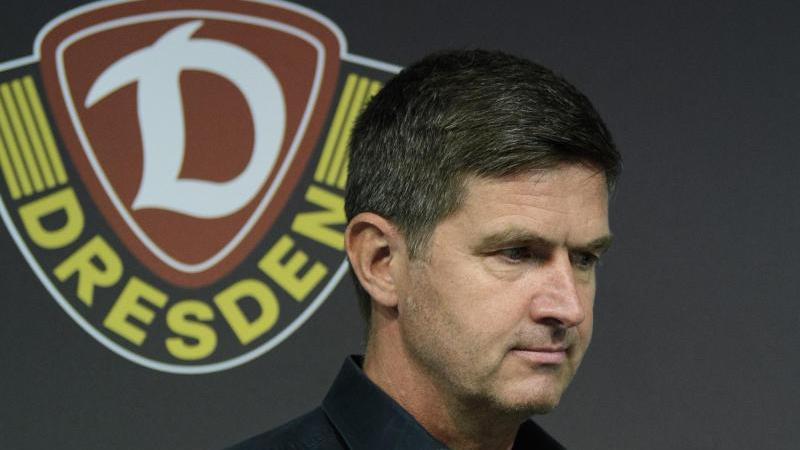 Dynamo Dresdens neuer Sportgeschäftsführer Ralf Becker. Foto: Robert Michael/dpa-Zentralbild/dpa