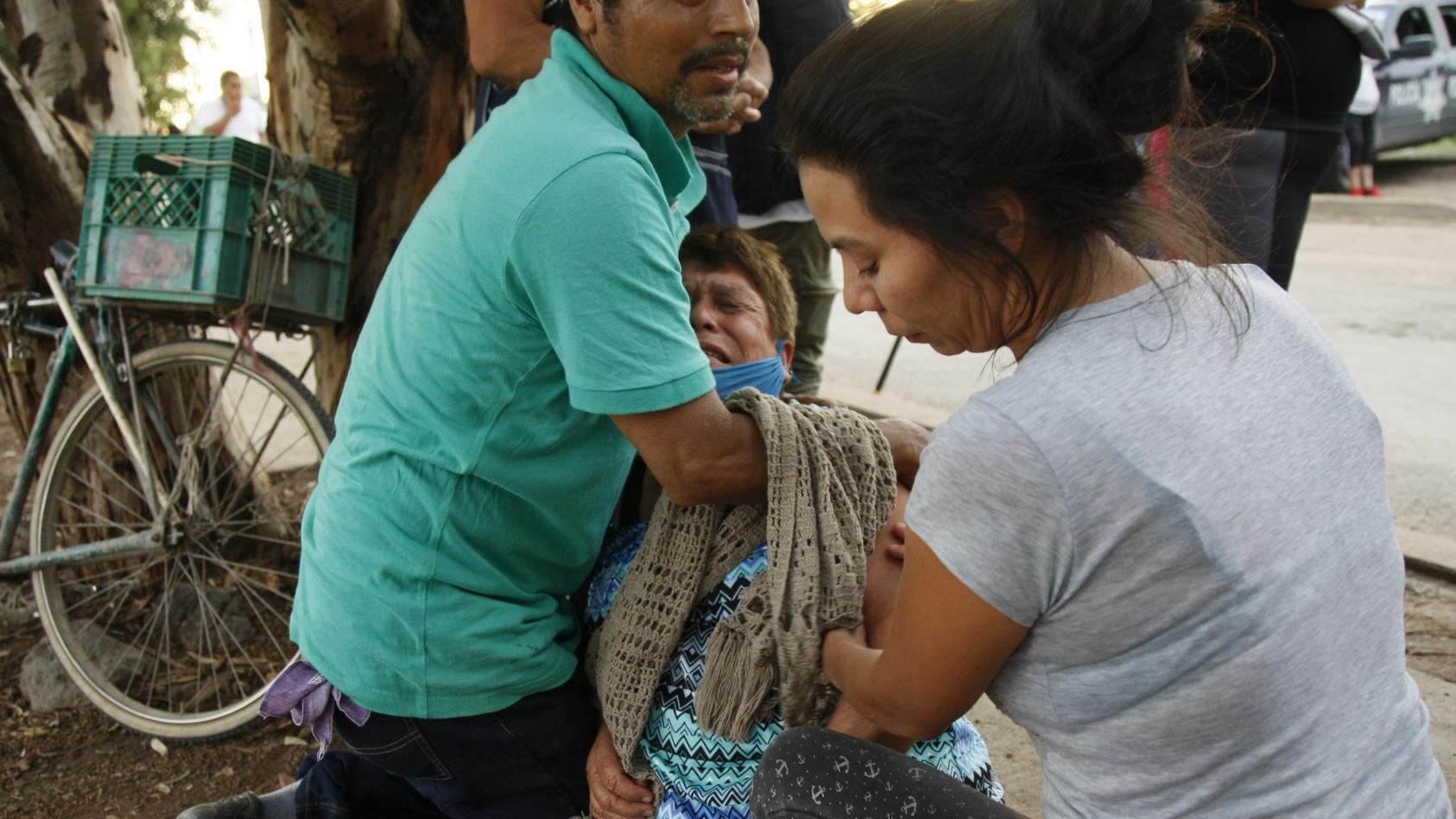 Massaker in Mexiko