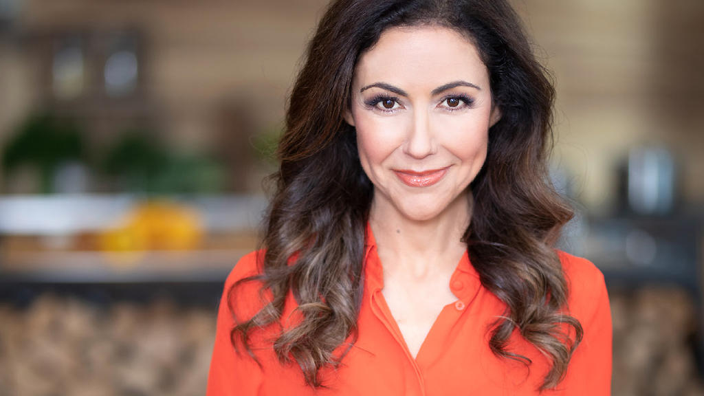 Anastasia Zampounidis hat schon mehrere Zuckerfrei-Kochbücher verfasst