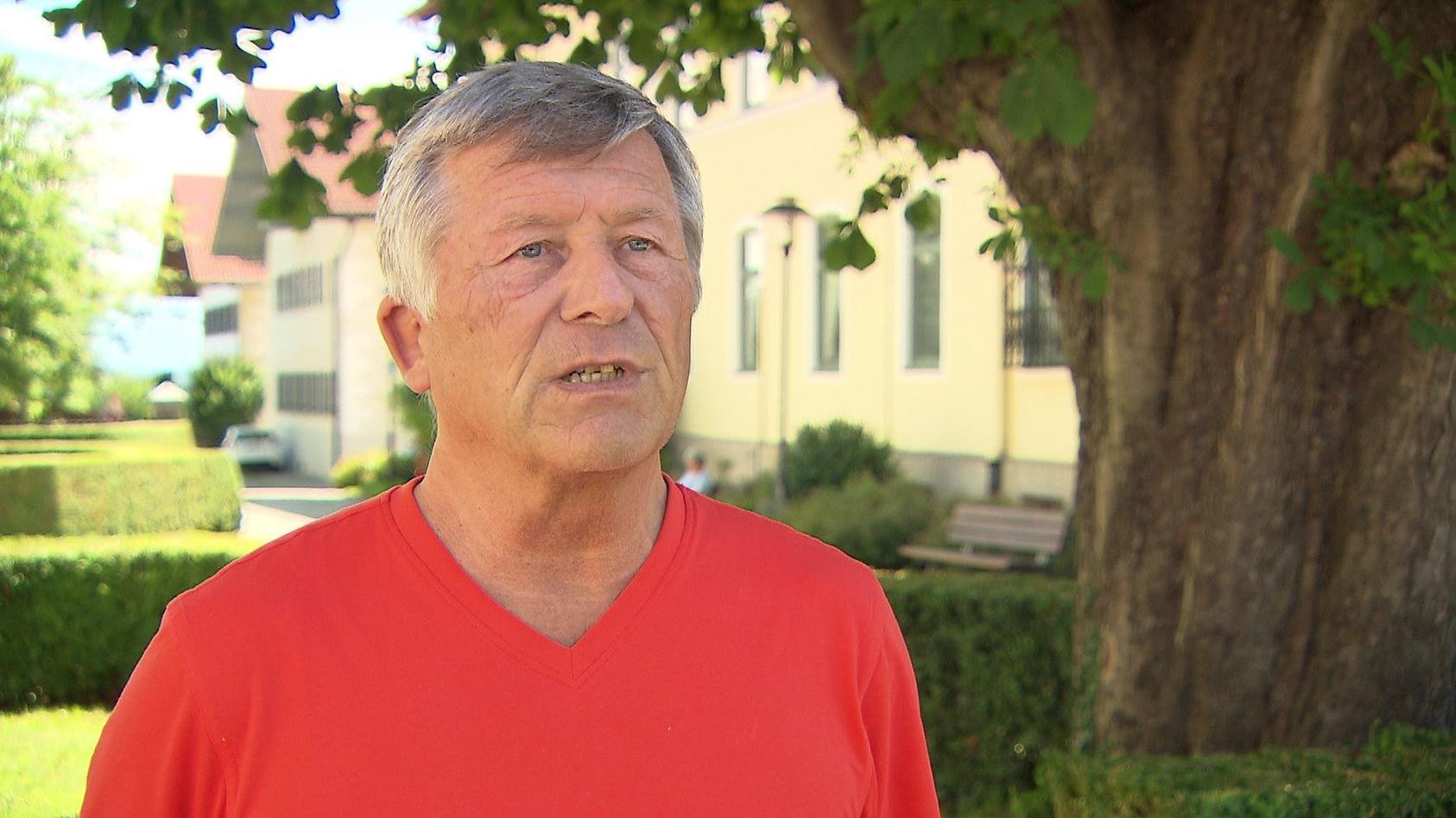 Florian Pfaff, ehemaliger Major und Sprecher des Arbeitskreises Darmstädter Signal.