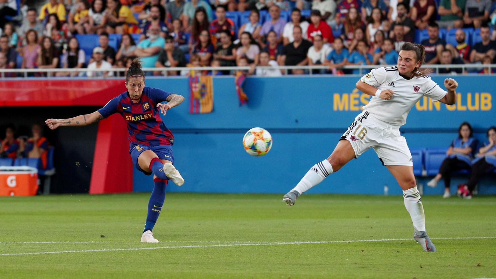 FILE PHOTO: Women's Primera Division - FC Barcelona vs CD Tacon