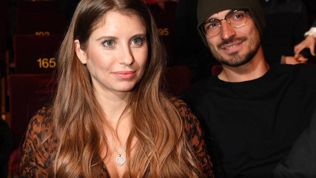 Cathy und Mats Hummels sind seit 2007 ein Paar.  Foto © Imago