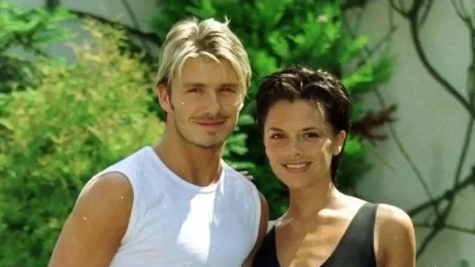 David und Victoria Beckham sind das Glamour-Paar schlechthin!