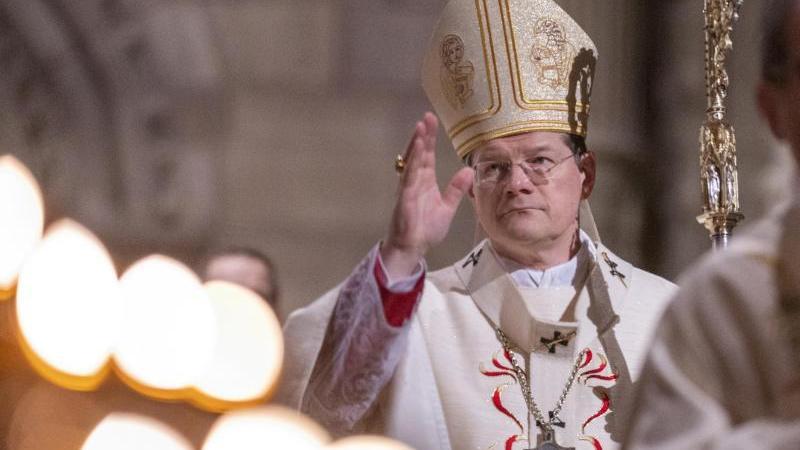 Stephan Burger, Freiburger Erzbischof. Foto: Patrick Seeger/dpa/Archivbild
