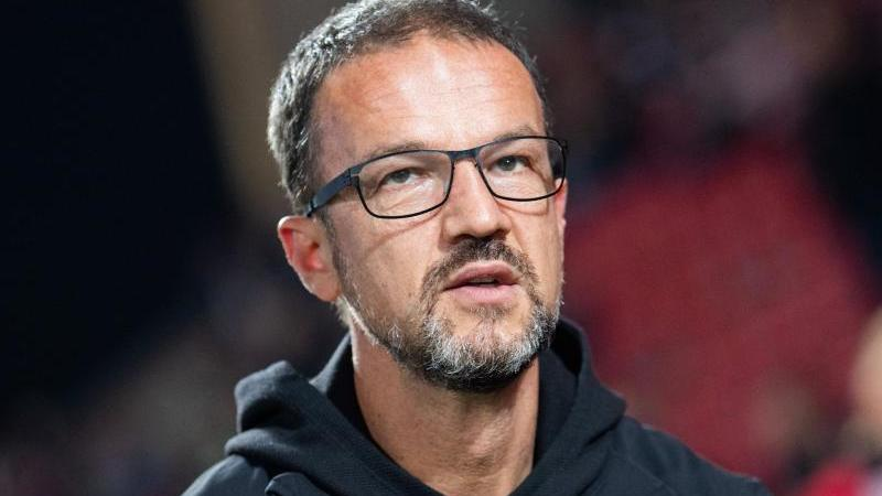 Fredi Bobic, Sportdirektor von Eintracht Frankfurt. Foto: Tom Weller/dpa/Archivbild