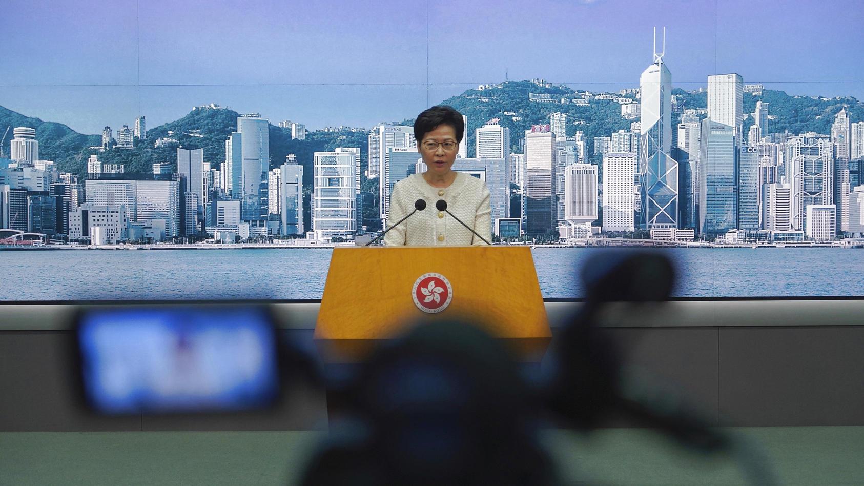 TikTok zieht sich aus Hongkong zurück
