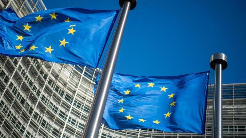 Der Sitz der Europäischen Kommission in Brüssel. Foto: Arne Immanuel Bänsch/dpa