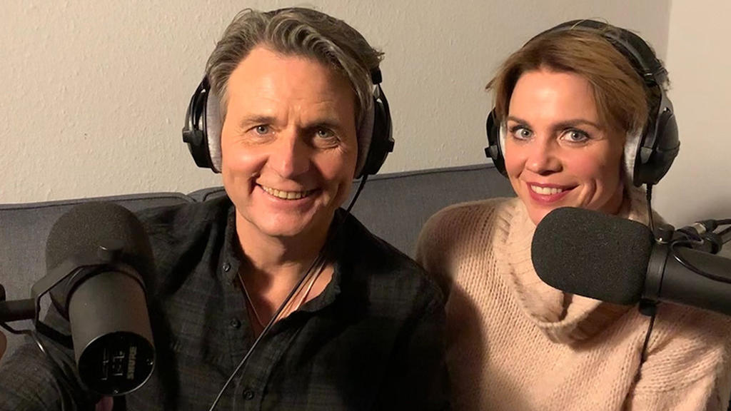 Wolfgang Bahro und Gisa Zach