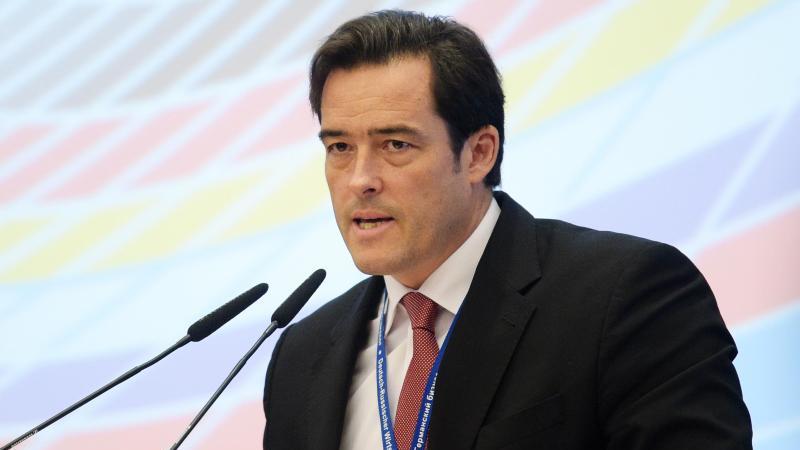 Der Außenwirtschaftschef des DIHK, Volker Treier (Archiv). Foto: picture alliance / Rainer Jensen/dpa