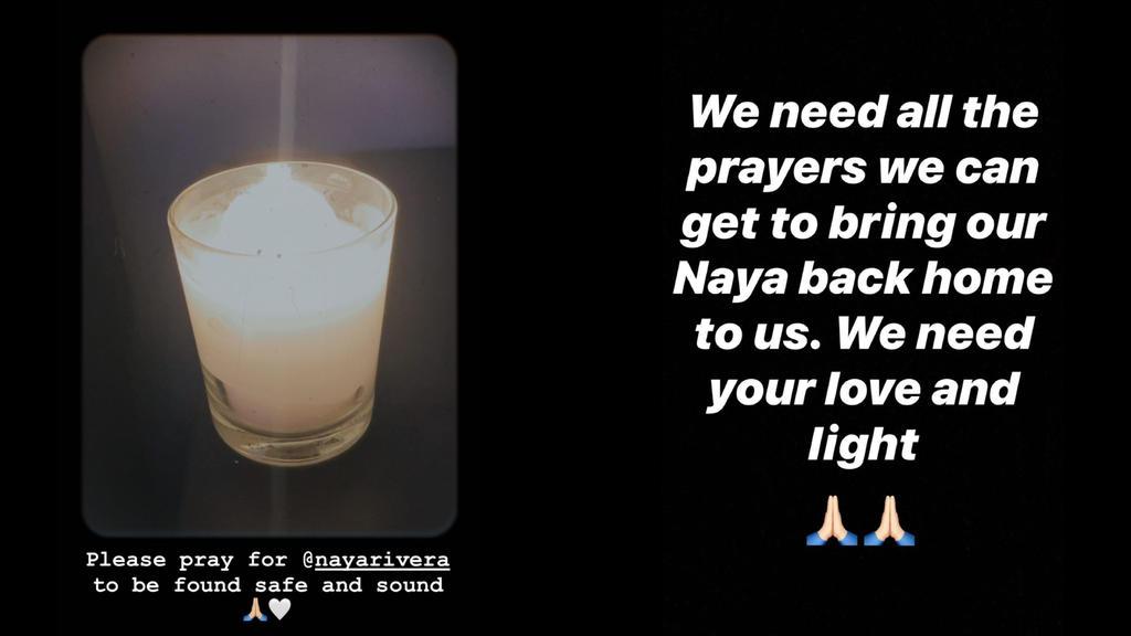 """""""Glee""""-Stars beten für vermisste Naya Rivera"""
