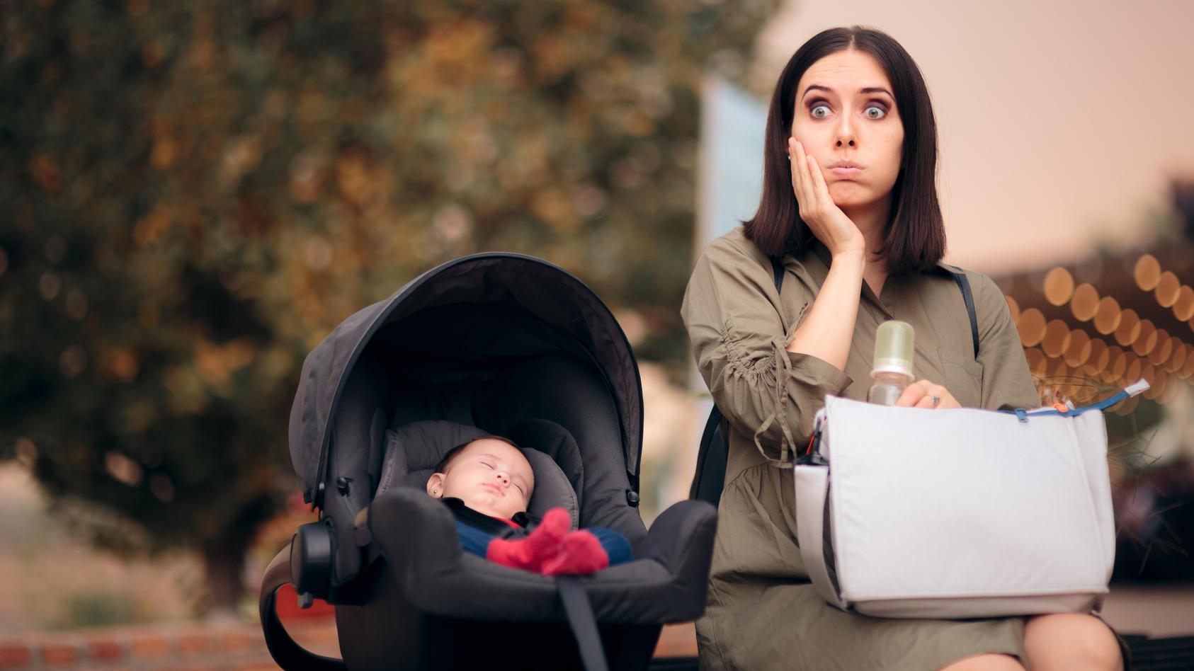 Wieder etwas wichtiges zuhause vergessen? Keine Sorge - junge Mütter und Schwangere sind häufig vergesslicher als sonst. Woran das liegt und was Sie dagegen tun können.