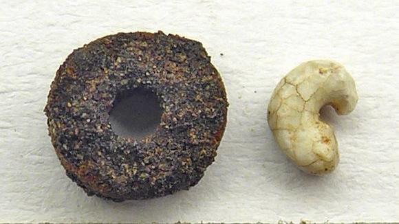 Die Siedlung stammt aus der Eisenzeit.