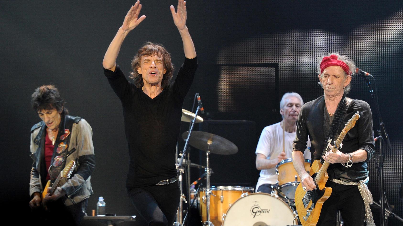 "The Rolling Stones kündigen Neuauflage von ""Goats Head Soup"" an"