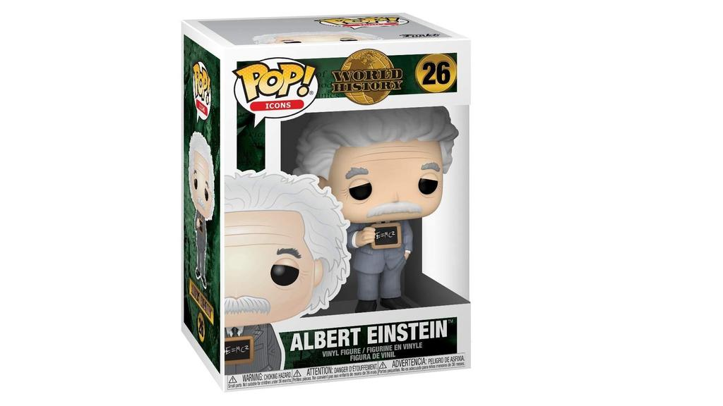 Funko Pop von Albert Einstein