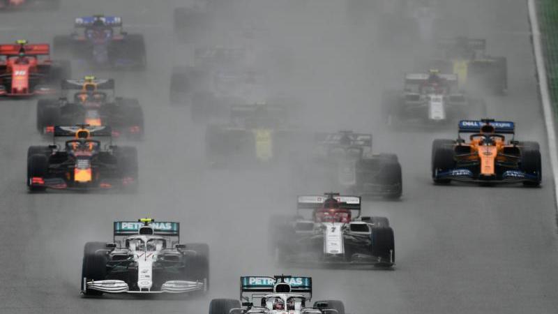 Das Rennen startet auf dem Hockenheimring. Foto: Fabian Sommer/dpa