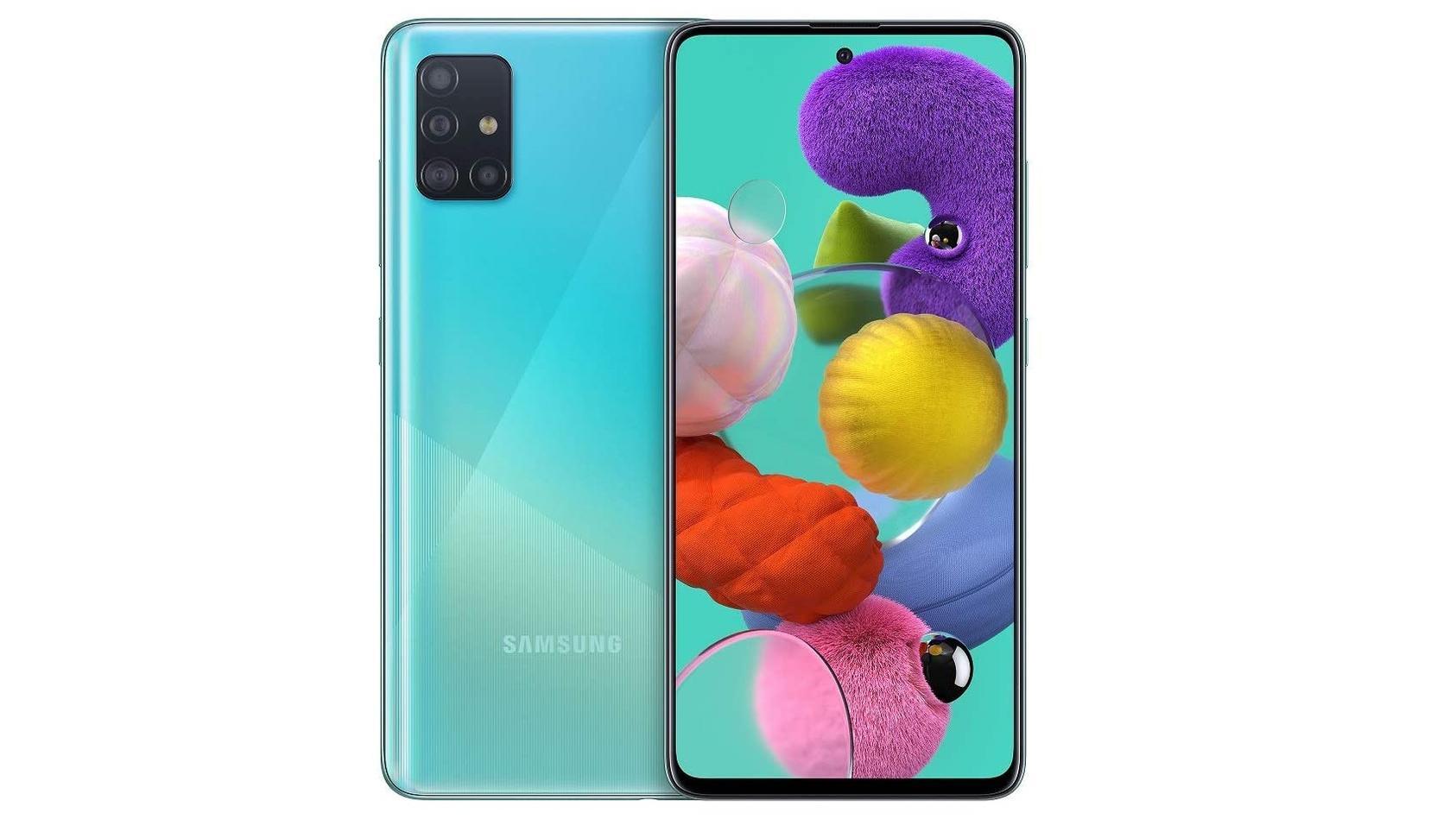 Das Samsung Galaxy A51 ist das meistverkaufte Smartphone der Welt.
