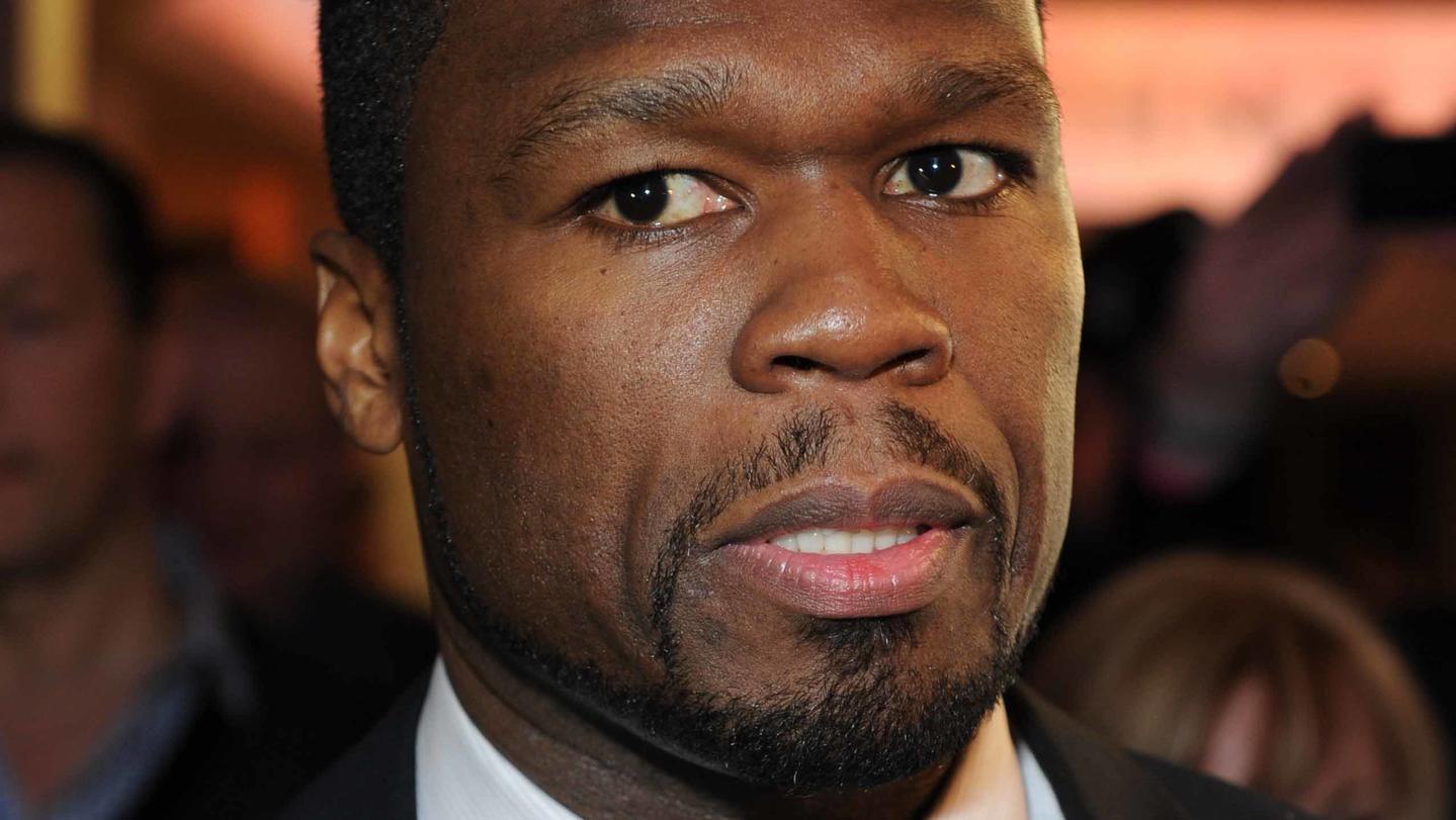 50 Cent rastete in einer Shisha-Bar aus.