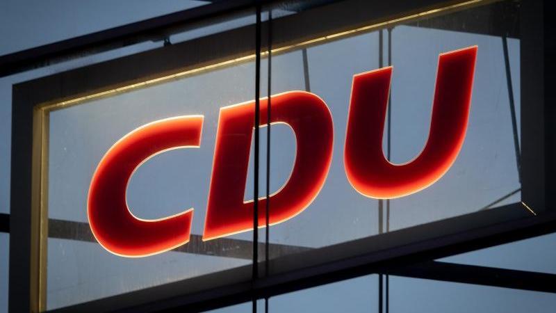 Die CDU hat im bisherigen Verlauf des Jahres 2020 fünf große Zuwendungen von insgesamt 624.000 Euro erhalten. Foto: Kay Nietfeld/dpa