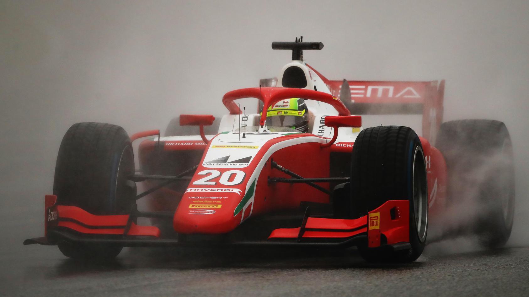 Formula 2 Championship - Round 2:Spielberg - First Race