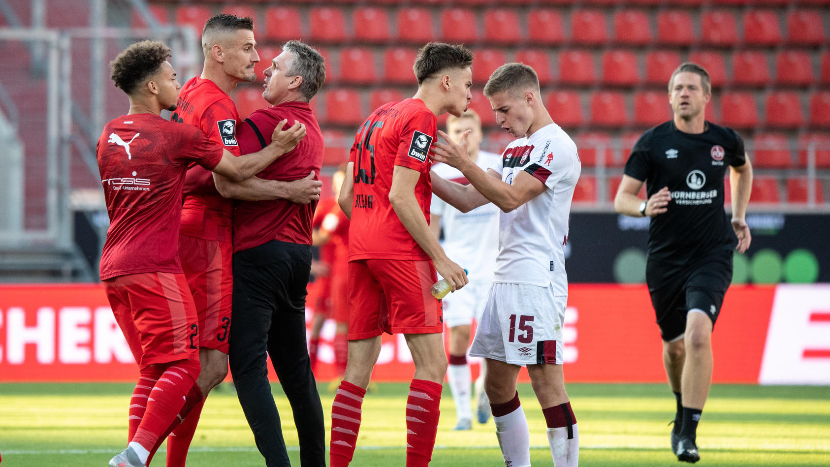 FC Ingolstadt 04 - 1. FC Nürnberg