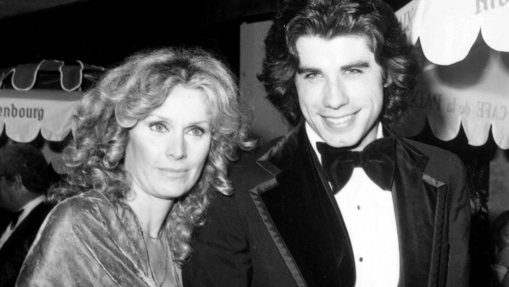 Diana Hyland und John Travolta