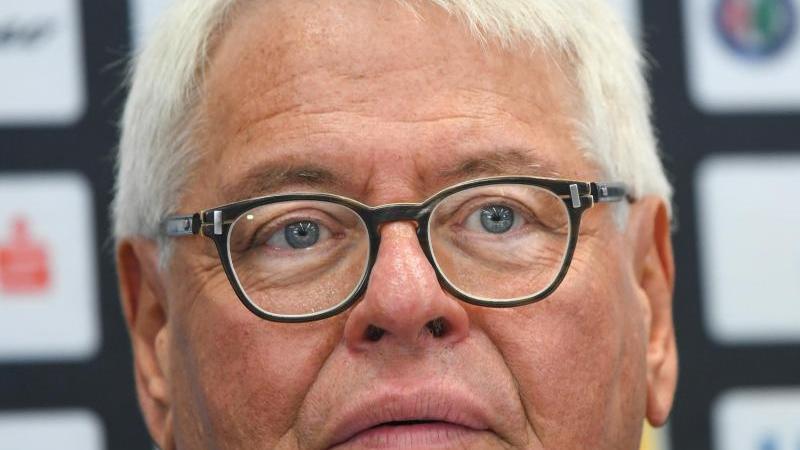 Wolfgang Steubing, Aufsichtsratsvorsitzender Eintracht Frankfurt. Foto: picture alliance / dpa/Archivbild