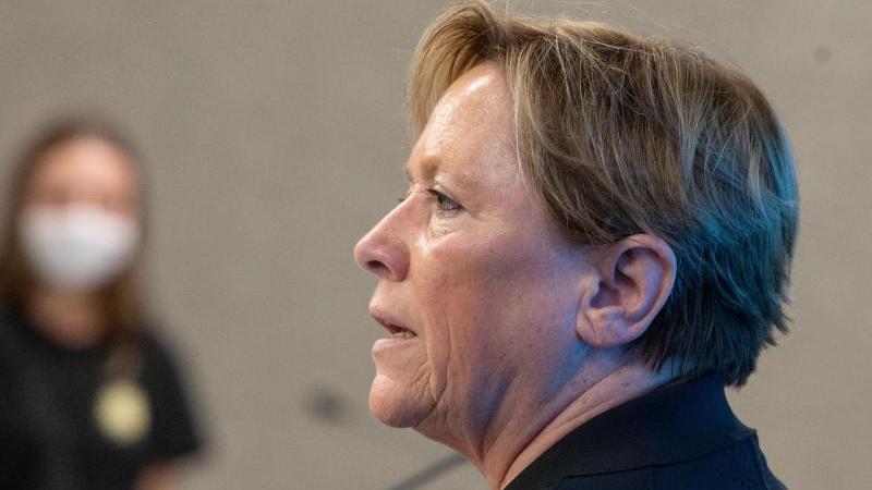 Susanne Eisenmann (CDU), Kultusministerin in Baden-Württemberg. Foto: Marijan Murat/dpa/Archivbild