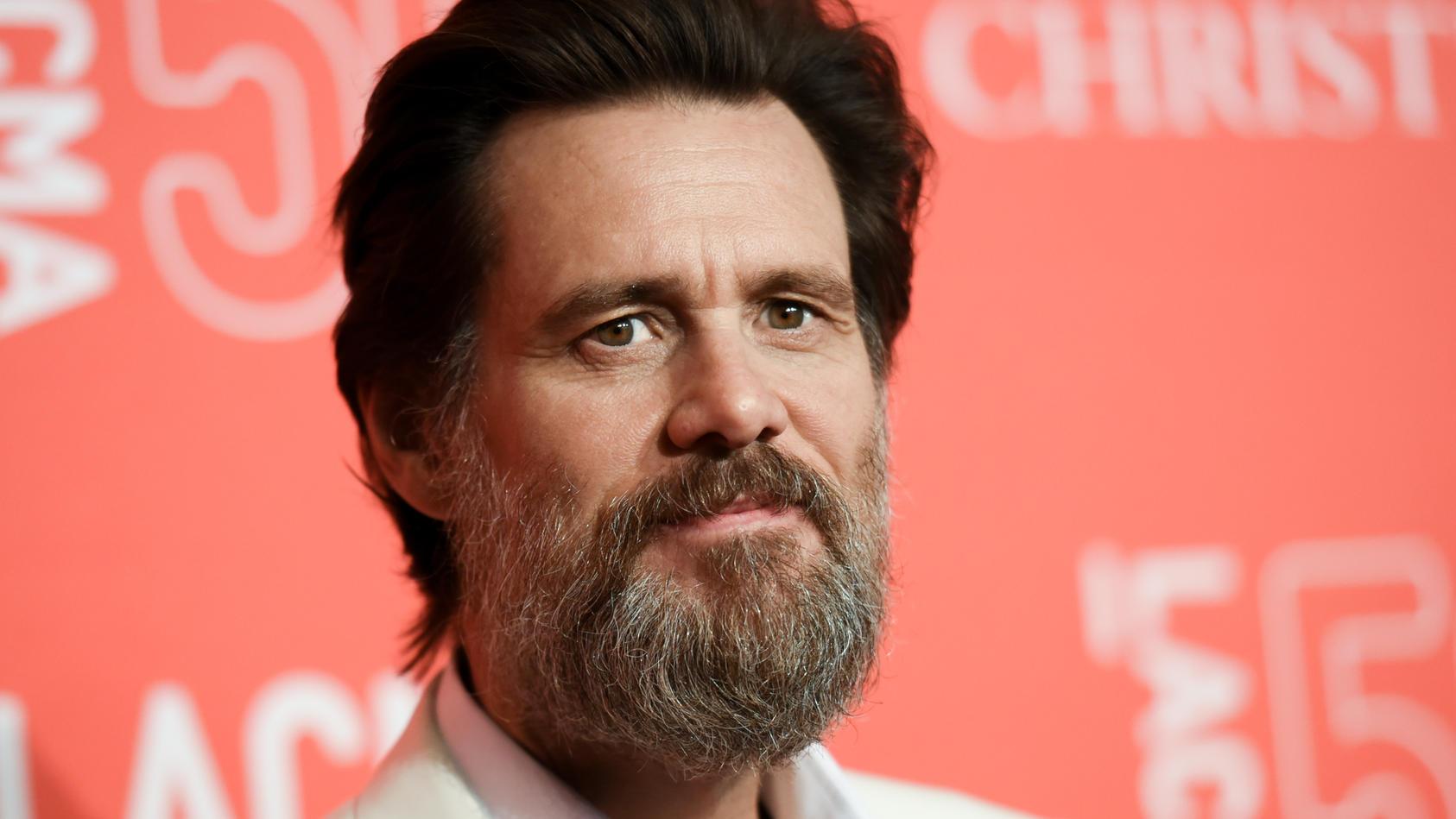 """Jim Carrey schreibt in seiner Biografie """"Memoiren und Fehlinformationen"""" über sein Leben."""