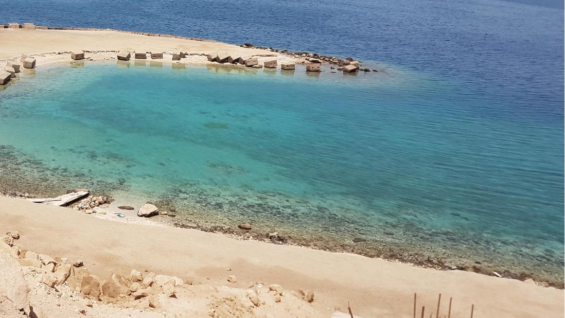 An einem Strand in Alexandria starben elf Menschen. (Symbolbild)