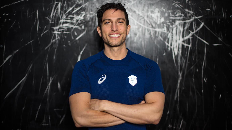 Marco Colella arbeitet als Personal Trainer in Düsseldorf.