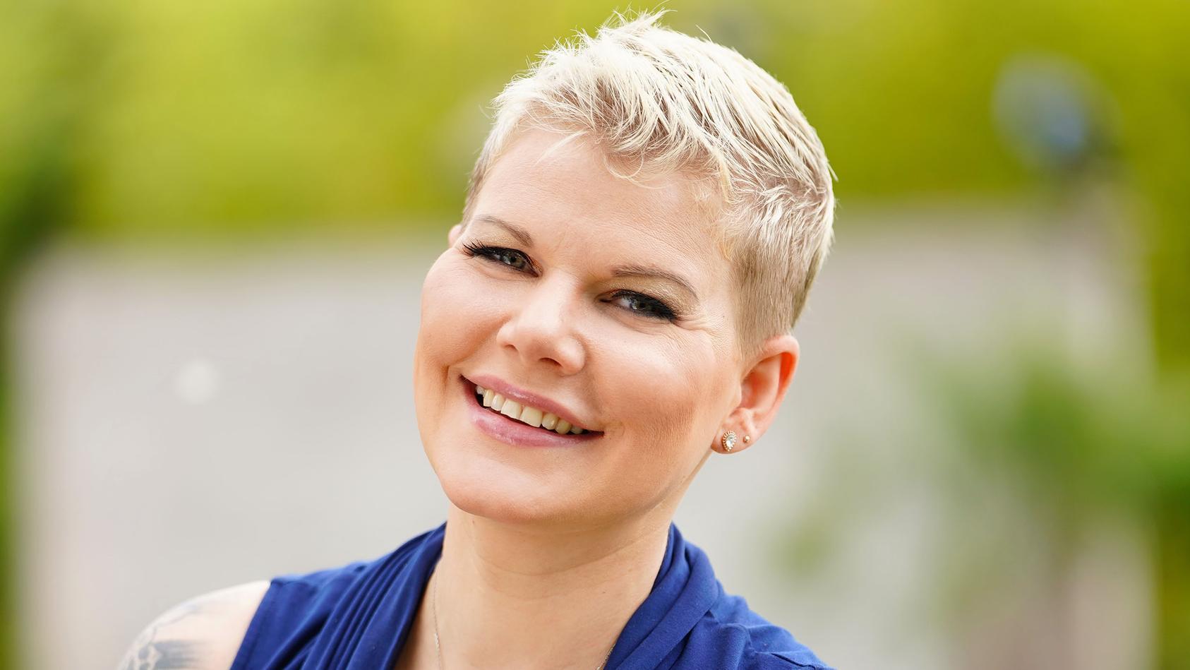 """Like Me – I'm Famous""-Kandidatin Melanie Müller  hat schon viel Erfahrung im Bereich Reality-TV."