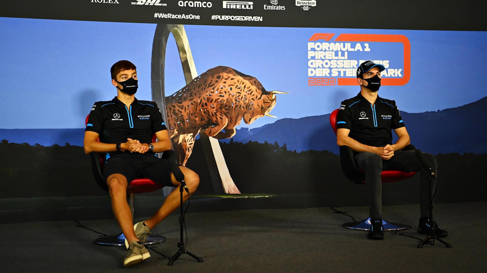Motorsports: FIA Formula One World Championship, WM, Weltmeisterschaft 2020, Grand Prix of Styria Motorsports: FIA Form