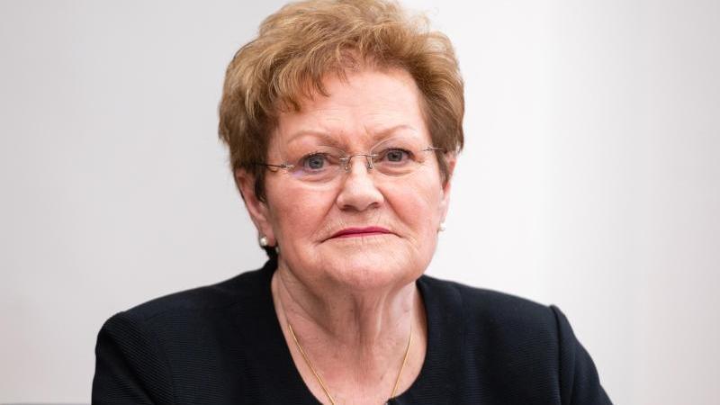 Monika Bachmann (CDU) sitzt im saarländischen Landtag. Foto: Oliver Dietze/dpa/Archivbild