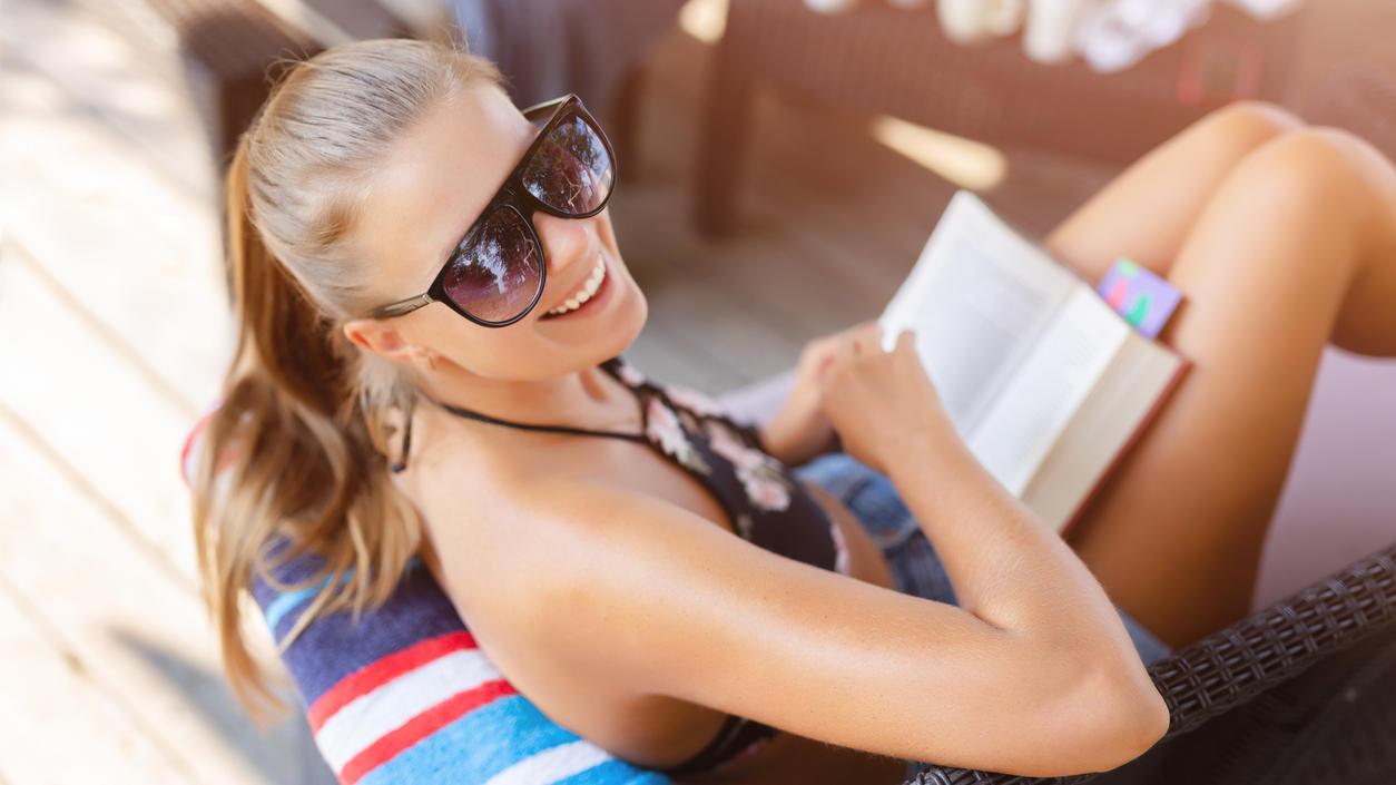 Relaxen und dabei ein gutes Buch lesen - gibt es etwas Besseres?