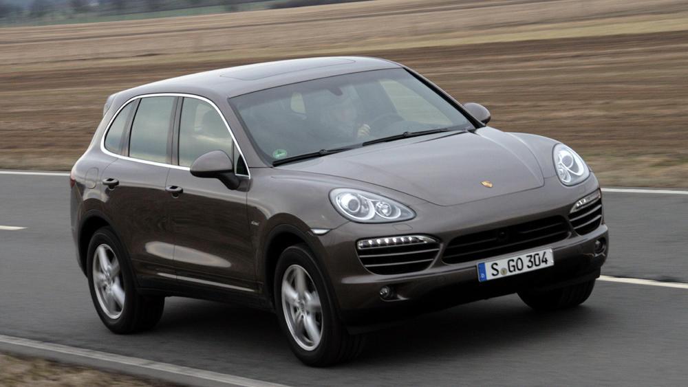 Porsche Cayenne Diesel: klassisches SUV