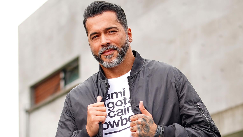 """Like Me – I'm Famous""-Kandidat Aurelio Savina kennt sich mit Reality-TV aus."