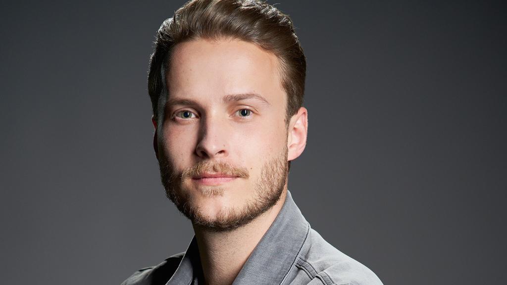 Nicolas Wolf spielt Max Tauber, Polizeikommissar