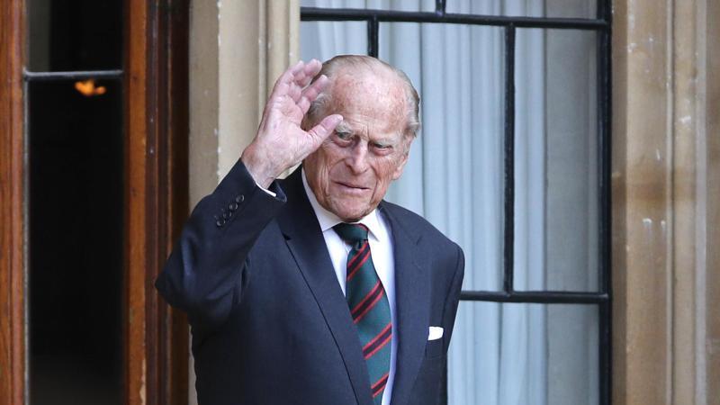 Prinz Philip verabschiedet sich von seiner Rolle als Ehrenoberst des Infanterie-Regiments The Rifles. Foto: Adrian Dennis/PA Wire/dpa